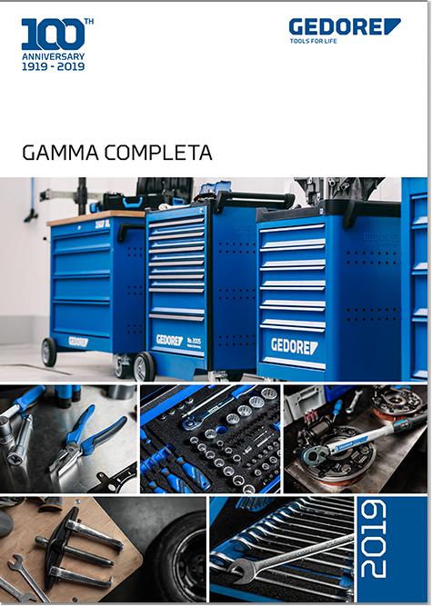 Catalogo utensili Gedore 2019