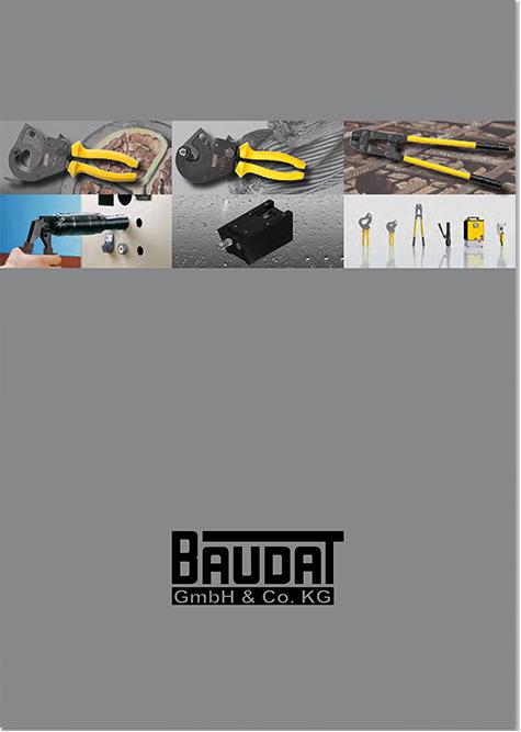 Catalogo utensili Baudat